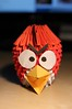 Origami Angry Bird!