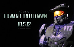 Halo 4 Forward Unto Dawn (MGF Customs/Reviews) Tags: dawn comic 4 halo legends con forward unto