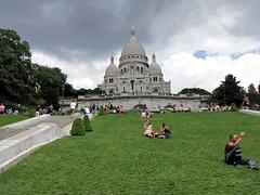 Sacre-Coeur, Montmartre, Pariis (priithalberg) Tags: paris france pariis