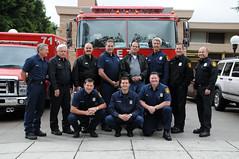 Fire Station 71 C - Shift November 6, 2011