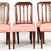 68. Set of (8) Hepplewhite style Dining Chairs