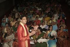 Dr Rahul Joshi conducting Health Workshop for Madhurangan, Sakal (Headlines Imp) Tags: sakal pimpri musicclinic chinchwad drrahuljoshi madhurangan ramkrishnamore