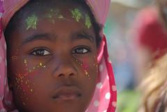 WOMAD 2012 - beautiful child (Sallyrango) Tags: uk festival child cotswolds worldmusic womad 2012 charltonpark childportrait candidchild