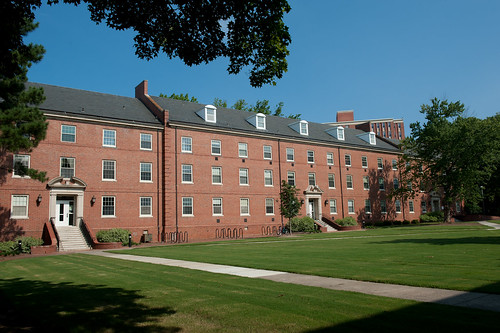 Turlington Residence Hall