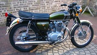 Honda CB350 K4 (1972)