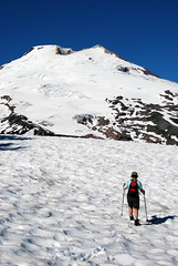 Go to the Mountain (Sotosoroto) Tags: snow mountains washington hiking cascades mtbaker dayhike parkbutte