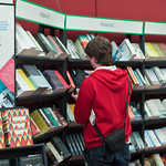Bookshop browsing