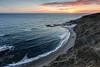 Transitions (Tōn) Tags: ocean california ca sunset sea sky santacruz seascape beach nature water clouds landscape evening unitedstates pacific pacificocean davenport waterscape tonyvanlecom