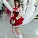 Cosplay girl @ Gamescom 2012