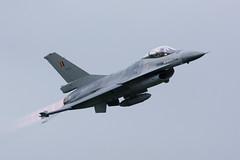 2012-07-09-018FD FA83 (BringBackEGDG) Tags: general falcon fighting dynamics raf fairford riat belgianairforce f16am