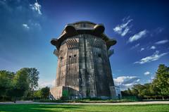 Augarten flak tower (Afflicter) Tags: vienna concrete austria ww2 hdr loweraustria augarten 3xp flaktower gtower