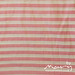 Vintage pillowcase - pink stripe