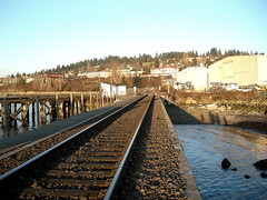 "Padden Lagoon railway bridge • <a style=""font-size:0.8em;"" href=""http://www.flickr.com/photos/59137086@N08/7827397738/"" target=""_blank"">View on Flickr</a>"