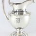 1086. Sterling Silver Water Pitcher