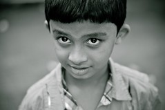 What will happen to me when I grow up? (Andalib.) Tags: street portrait 50mm freedom eyes nikon expression future sylhet bangladesh d5000