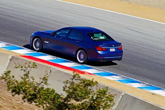 california usa monterey alpina bmw b7 automotiverhythms