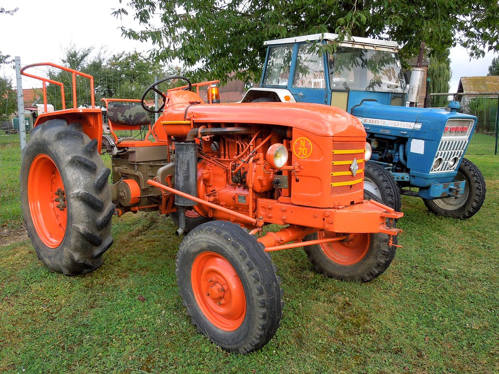 The world 39 s best photos of pontru flickr hive mind - Tracteur cars ...