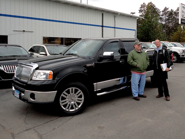 black truck mark lincoln lt 2007 dougmacrostie rapidsford