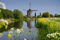 """Windmill in Holland • <a style=""""font-size:0.8em;"""" href=""""https://www.flickr.com/photos/21540187@N07/8159212547/"""" target=""""_blank"""">View on Flickr</a>"""