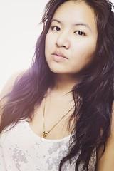Beauty Dish (SodanieChea) Tags: lighting light woman selfportrait art girl beautiful composition hair french asian photography vietnamese cambodian artistic indian chinese creative eurasian tone spc 50mmf18 365days canon5dmarkii