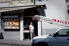 Un Panificio (p$ychoboyJ@ck) Tags: italy bread italian italia baker streetphotography bakery sicily pane nino catania sicilia panificio panetteria panettiere catanese pricoco
