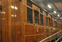 1892 Metropolitan Railway 'Jubilee' Carriage Body number 353 (Richard.Crockett 64) Tags: london underground carriage jubilee sheffield tube railway circleline metropolitan metropolitanline acton westlondon 353 openday 2014 londontransportmuseum actontown actondepot cravenbrothers