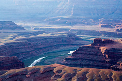 River Running Through (Tom Beecroft) Tags: river landscape utah colorado canyon canyonlands