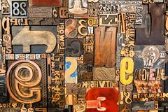 Typography (ranzino) Tags: art typography washingtondc us washington districtofcolumbia unitedstates nationalportraitgallery smithsonianinstitution smithsonianamericanartmuseum