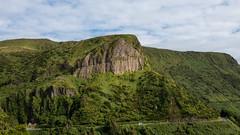 Rocha dos Borde (.Stevve) Tags: portugal trekking island insel pt basalt aores