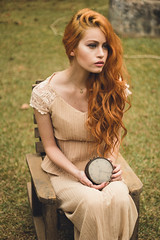 IMG_4703 (luisclas) Tags: canon photography ginger photo redhead lightroom heterochromia presets teamcanon instagram