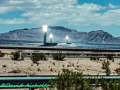 Solar Power Plant (prime65051) Tags: california summer hot drive solar energy power view desert steam renewable generate