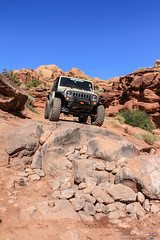 moab-117 (LuceroPhotos) Tags: utah jeeps moab cliffhanger jeeping
