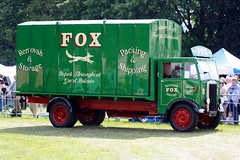 Abergavenny Steam Rally 2016 (RAY TYLER IMAGES) Tags: classic vintage cardiff lorry fox removals abergavenny steamrally2016