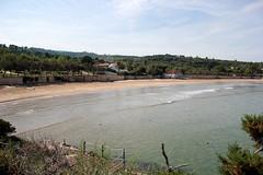 Apulien (andreasdietrich477) Tags: italien sea sky italy sun beach strand landscape eos meer wasser mare view outdoor aussicht ufer landschaft sonne kste apulia peschici apulien 550d fokussiert hohequalitt hohequalitt
