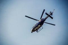 Polis (Melissa Maples) Tags: blue sky turkey nikon asia text trkiye police helicopter antalya nikkor vr afs  trke 18200mm  f3556g  18200mmf3556g d5100