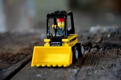 City worker (tobiaspriwall) Tags: city yellow nikon afternoon lego nikkor tobias priwall lostplace dillenburg legocity d5200 tobiaspriwall