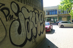 Jame (022_graff) Tags: street graffiti poland warsaw graff pm bombing warszawa wwa throwup jame ksa yame graffwwa wwagraff wwastreet