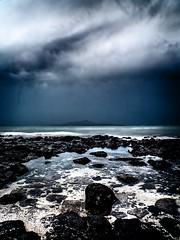 Sunrise Rain, North Shore, Auckland, New Zealand, May 2016 (bishop.mark95) Tags: newzealand sunrise auckland northshore