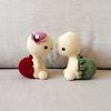 In love (Pepika) Tags: pattern turtle crochet pdf amigurumi
