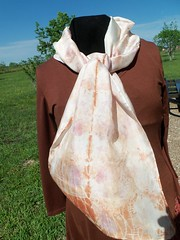 Etsy006 (1) (theresaknits) Tags: silk printing scarves dyeing eco