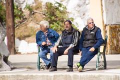 IMG_9943 (Clickingnan) Tags: locals fishermen aegean greece thassos limenaria
