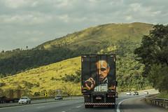 Don Corleone (Mayara Sastre Capelozza) Tags: truck highway estrada don godfather vito corleone caminho poderoso chefo mfia andolini