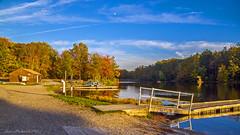 Waywayanda Autumn_8861 (smack53) Tags: autumn lake fall beach water canon newjersey pond fallcolors powershot foliage vernon g12 waywayandastatepark newjerseystatepark canonpowershotg12 smack53