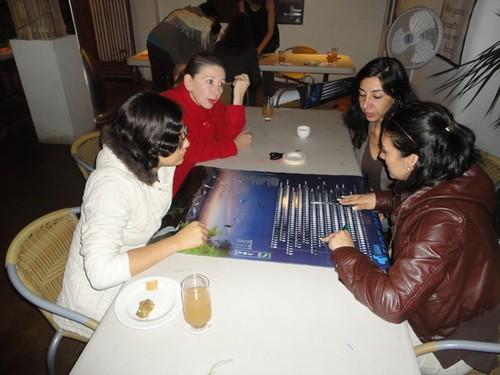 Construcción de calendarios culturales, presentación Lunario Tin Jo