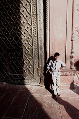 (Luqman Marzuki) Tags: india delhi entrance mosque 1022mm jamamasjid olddelhi 50d mantosz