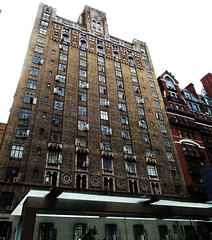 The Carteret - 208 West 23rd Street, New York (Anomalous_A) Tags: nyc newyorkcity ny newyork building brick architecture chelsea manhattan gothicrevival mattoni emeryroth