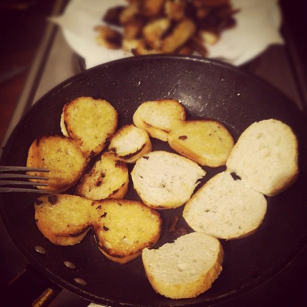 Inventando en la cocina, hoy hice TWISTOS? jaja que rico!