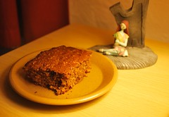 parkin with sally (Jade Lauren) Tags: baking vegan sheffield sally parkin nightmarebeforexmas
