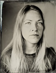 Carrie - Tintype (Mr) Tags: sanfrancisco usa tintype unprocessed