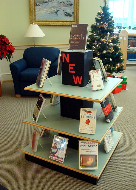 New Books Refreshed